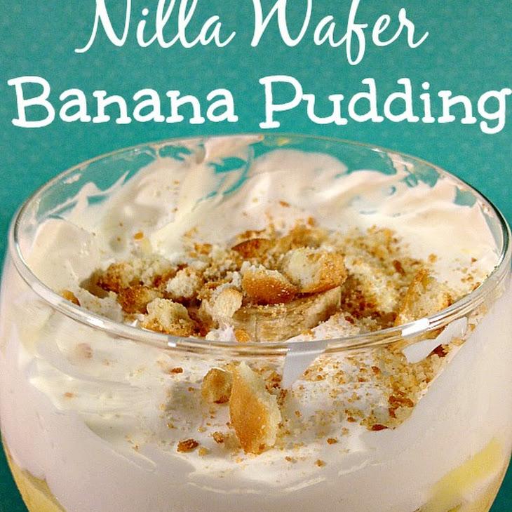 Nilla Wafer Banana Pudding Recipe | Yummly