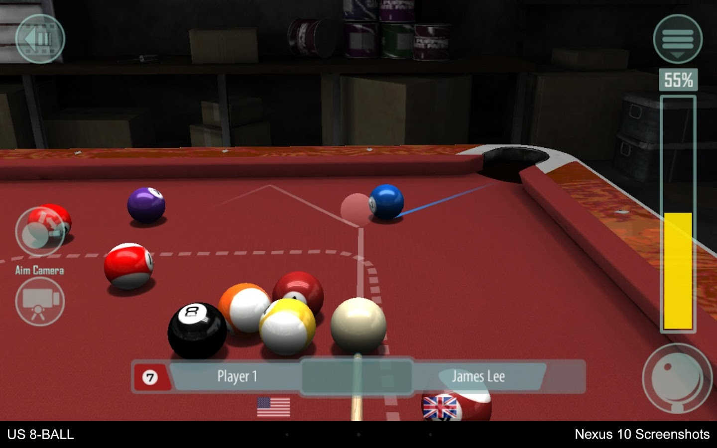 International Pool Screenshot 12