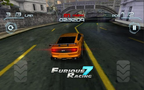Game Furious Racing APK for Windows Phone