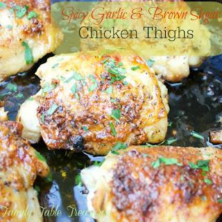 Brown Sugar Chicken Thighs Recipes