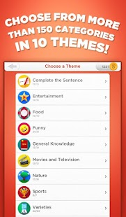 Stop - Categories Word Game APK for Bluestacks
