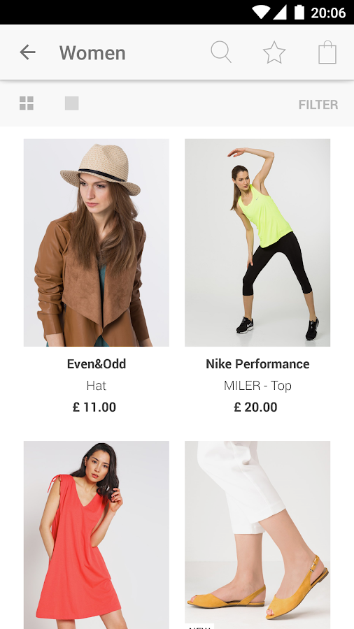 Zalando – Shopping & Fashion Screenshot 2
