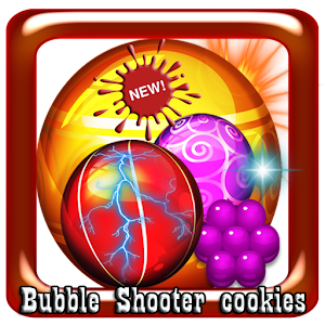 New Bubble Shooter Cookies
