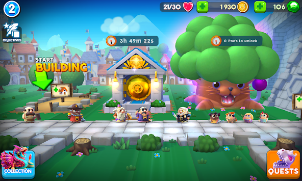 Monster & Commander APK screenshot thumbnail 5