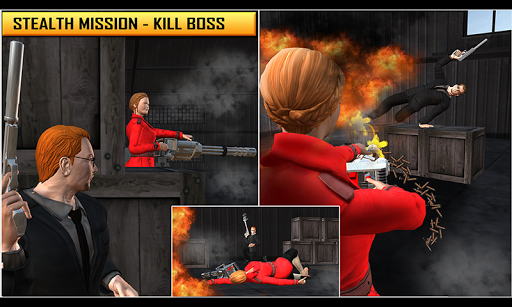 Silent Mission: NY 2 London - screenshot