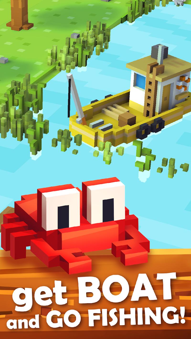 Blocky Farm Screenshot 2