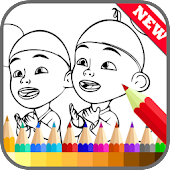 Download Learn to Drawing Upin for Ipin Fans APK for Android Kitkat