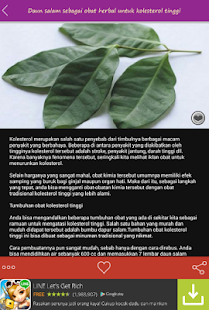 Obat Herbal Tradisional- screenshot thumbnail