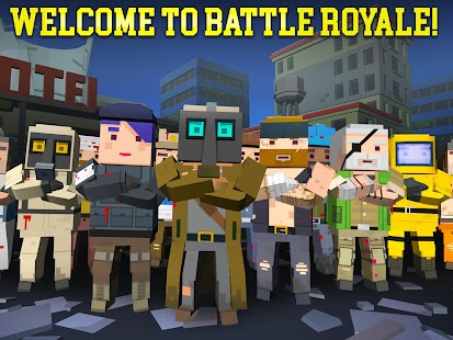 Game Grand Battle Royale APK for Kindle