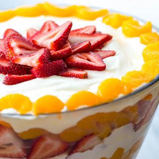 Strawberry Mandarin Orange Salad Recipes
