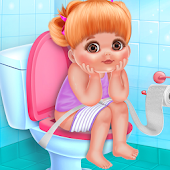 Baby Ava Daily Activities Icon