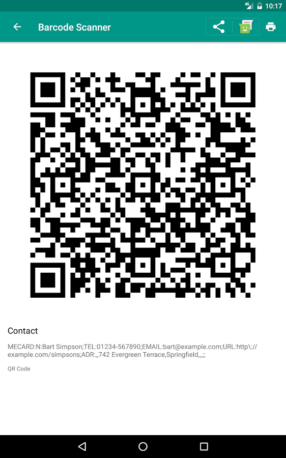 QR Reader (No Ads) Screenshot 19