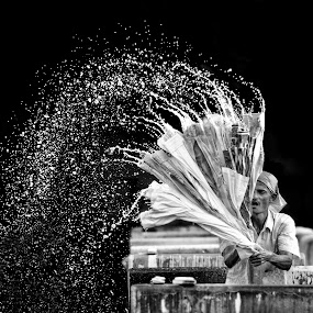 Dhobi by Ravikanth Kurma - People Street & Candids