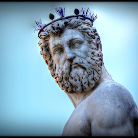 David by Prasanta Das - Buildings & Architecture Statues & Monuments ( marble, statue, classical )