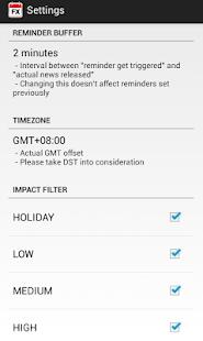Forex calendar apk