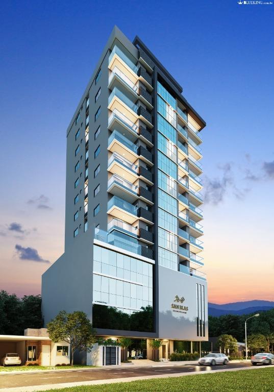 Apartamento com 3 dormitórios à venda, 111 m² por R$ 865.000,00 - Perequê - Porto Belo/SC