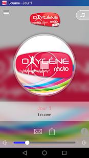 Oxygène Radio Laval - screenshot