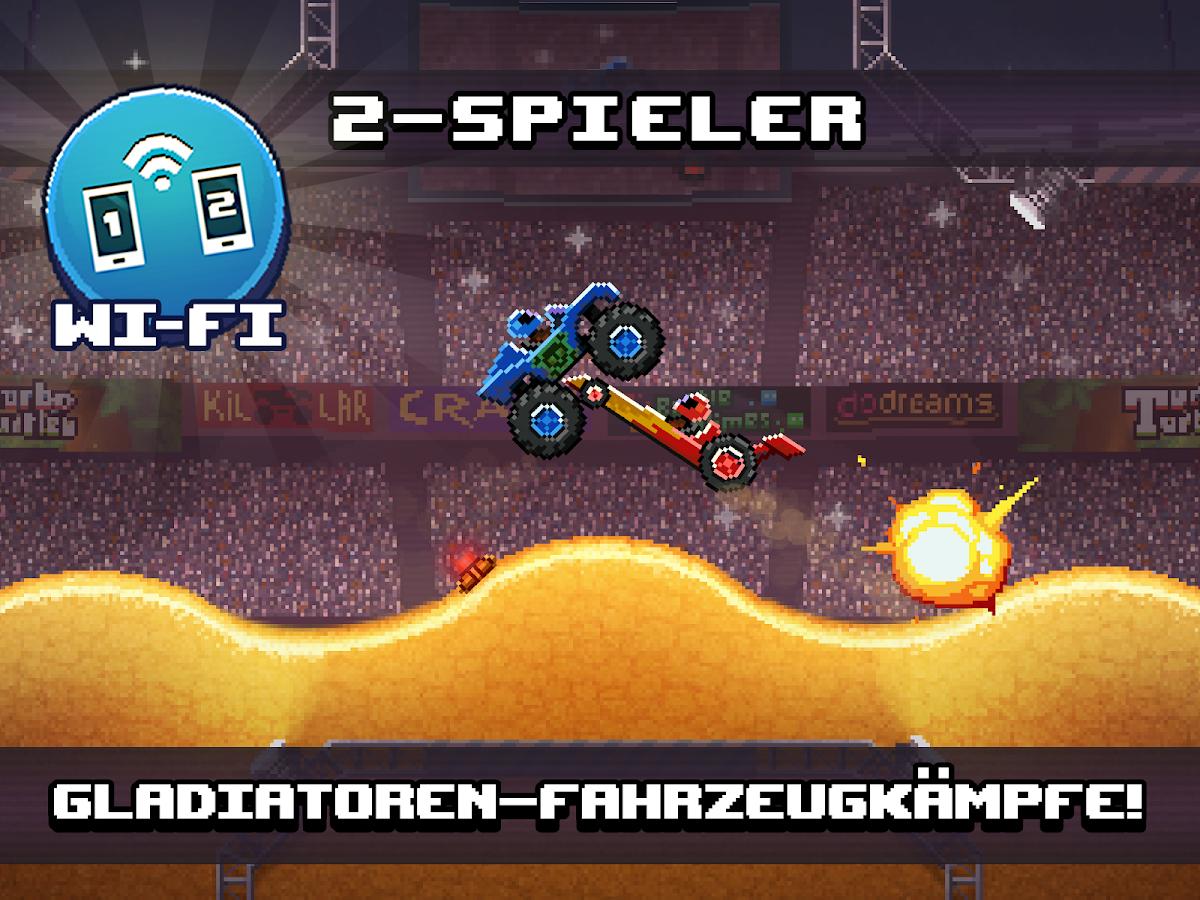 Drive Ahead! – Screenshot