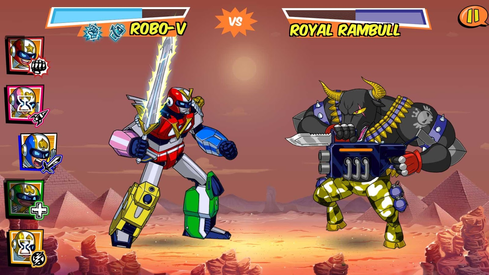 Run Run Super V Screenshot 2
