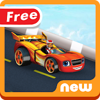 Blaze Race The Skytrack  For PC Free Download (Windows/Mac)