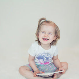 Silly by Jenny Hammer - Babies & Children Children Candids ( toddler, silly face, sweet, girl, cute )