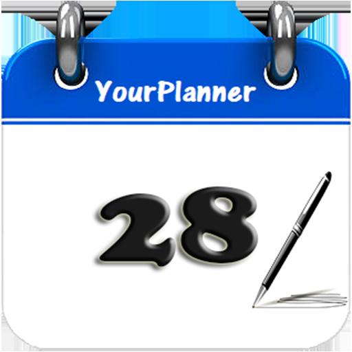 日曆、假期、農曆、年曆、節日、紀念日、倒數日、備忘錄、提醒、桌面日曆小工具 YourPlanner (app)