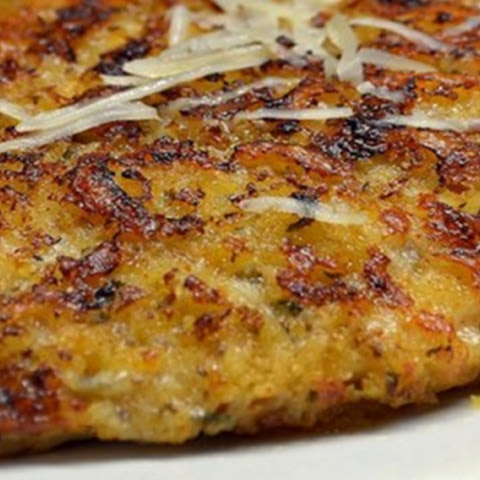 Parmesan Crusted Tilapia Fillets