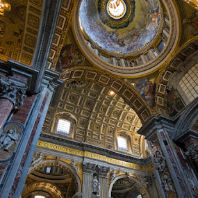 by Nicholas Conn - Buildings & Architecture Places of Worship ( church, vatican, architecture )