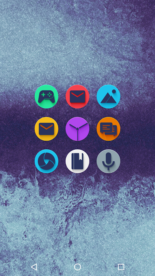 Almug - Icon Pack Screenshot 5