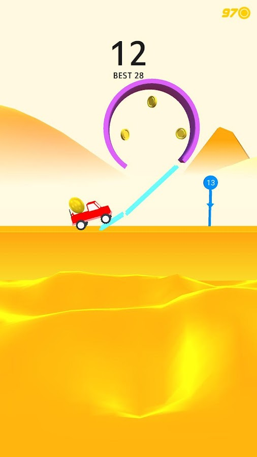 Risky Road Screenshot 3
