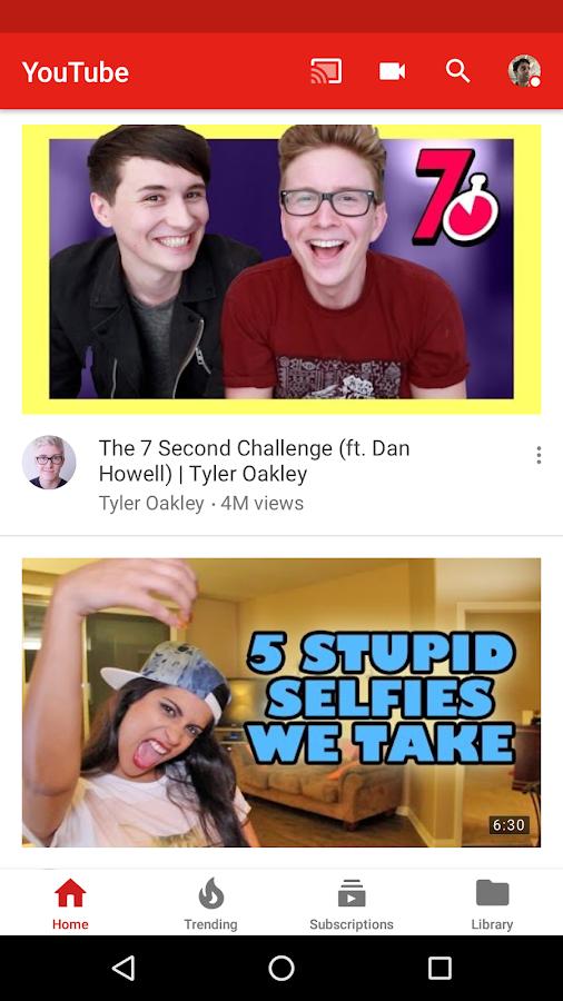 YouTube – Screenshot
