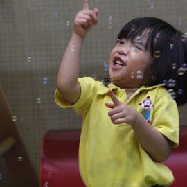 Happiness is Simple by Panjaitan Subhan - Babies & Children Children Candids (  )