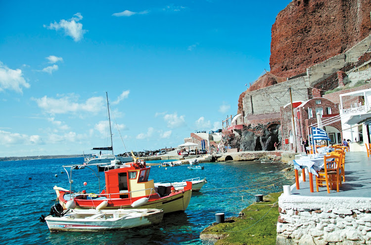 Amoudi port