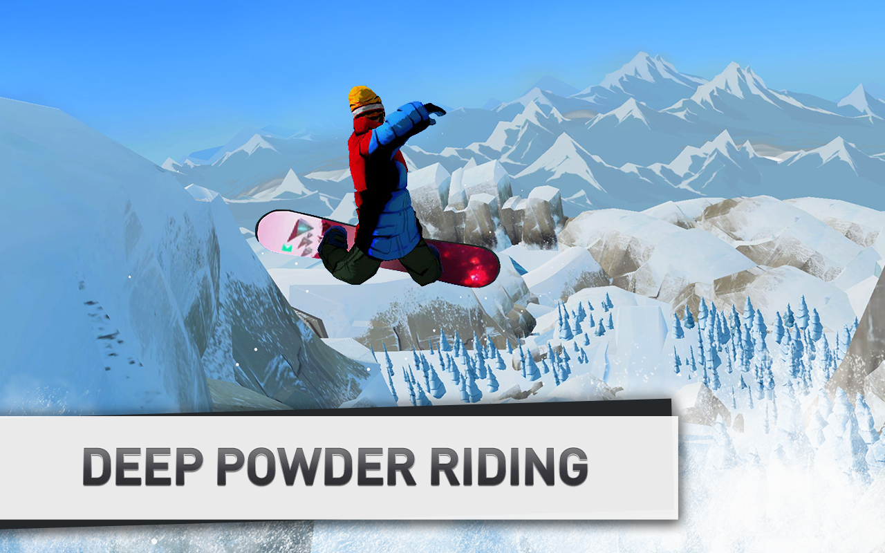 Snowboarding The Fourth Phase Screenshot 17