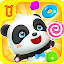 Download Android Game Little Panda's Candy Shop for Samsung