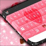 Keyboard Simple Love Theme Apk