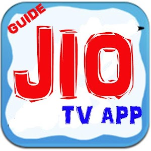 Guide JIO TV app