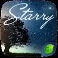 Starry GO Keyboard Theme Emoji