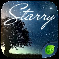 Starry GO Keyboard Theme Emoji For PC (Windows And Mac)