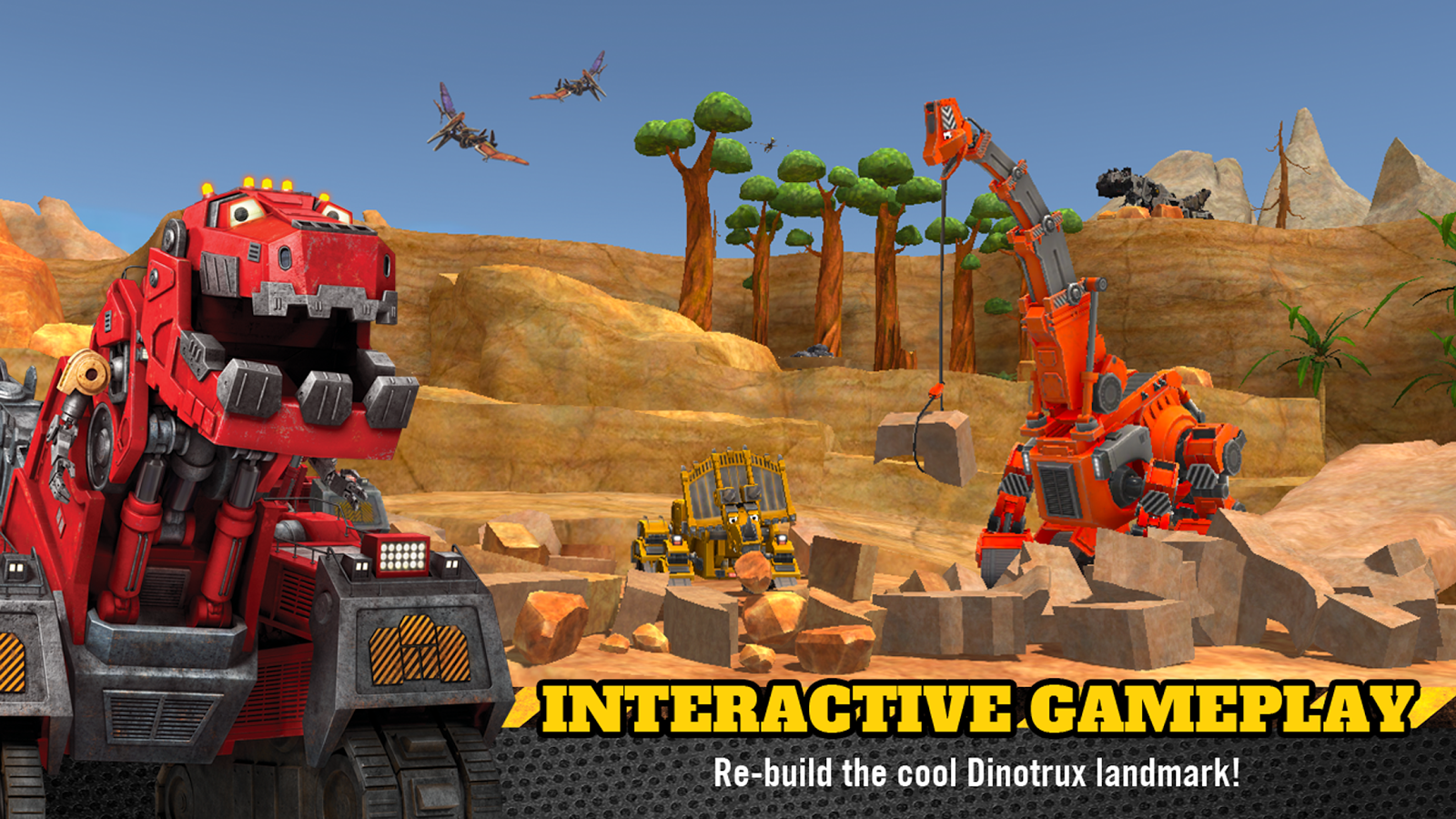 DINOTRUX Screenshot 1