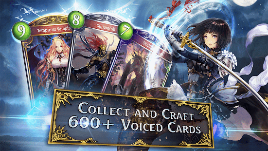 Shadowverse CCG APK for Ubuntu