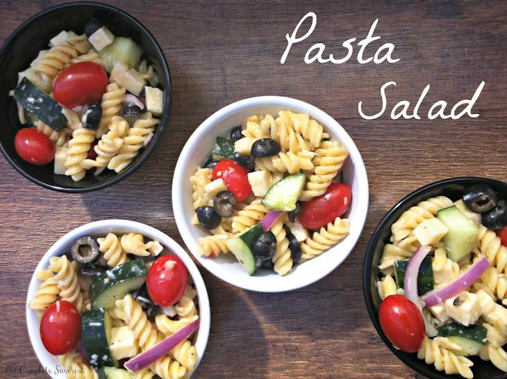 Pasta Salad Recipe | Yummly