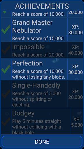 Nebulous - screenshot