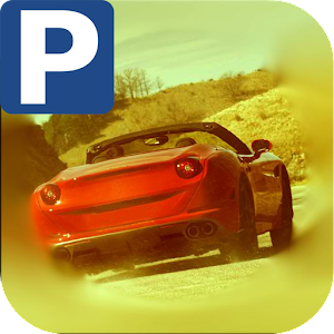 City Car Parking Driving Icon