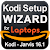 Kodi/FTMC Laptop Wizard file APK Free for PC, smart TV Download