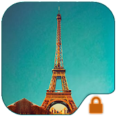 APK App Paris eiffel tower sky theme for BB, BlackBerry