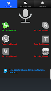 Snap Call Recorder - screenshot
