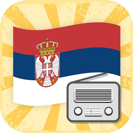 Android aplikacija Српски радио - Radio Serbia Free