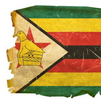 Zimbabwe flag. Picture: SUPPLIED