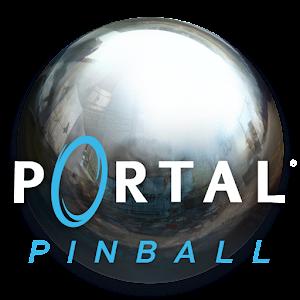 Cover art Portal Pinball
